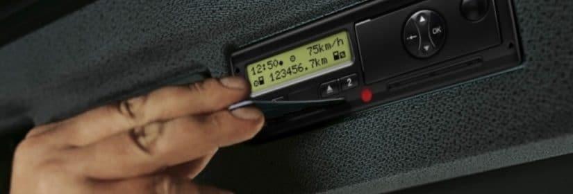 Entiende el funcionamiento del tacógrafo digital