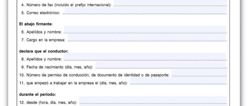 Certificado de actividades: Guía de uso y modelo para rellenar