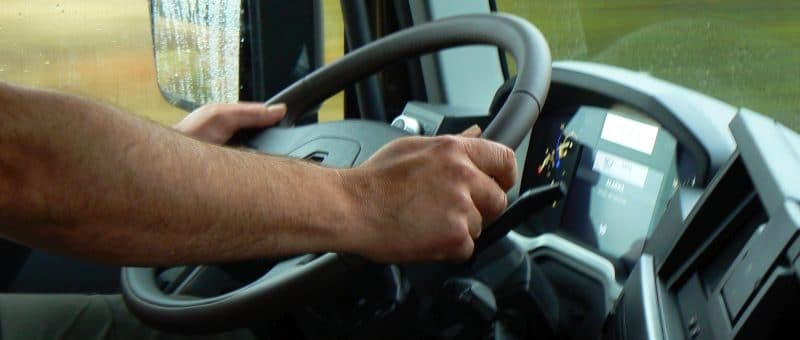 Horas de conducción permitidas por el tacógrafo
