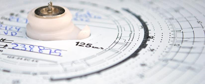 El tacógrafo analógico en 2020