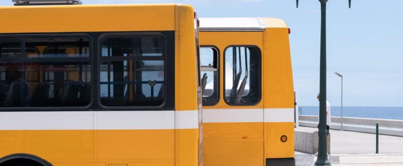 Documentos de control para transporte de viajeros