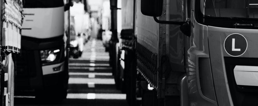Gestión eficiente de flotas de transporte