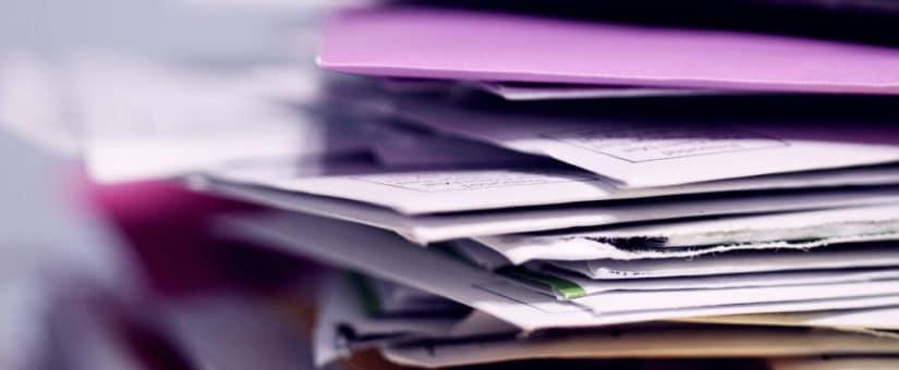 Documentos de control para transporte de mercancías