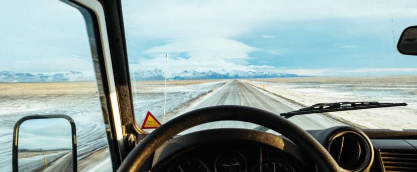 Claves de la conducción eficiente en vehículos industriales
