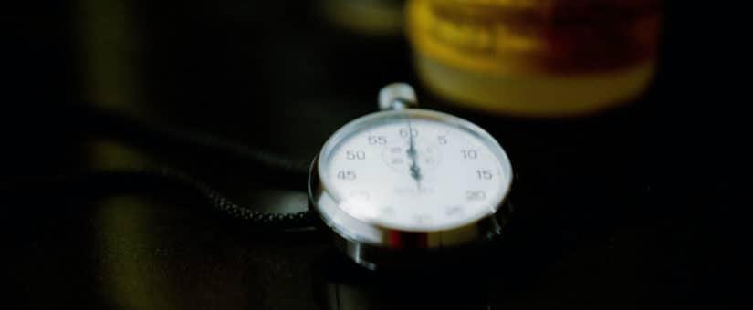 La regla del minuto en el tacógrafo digital