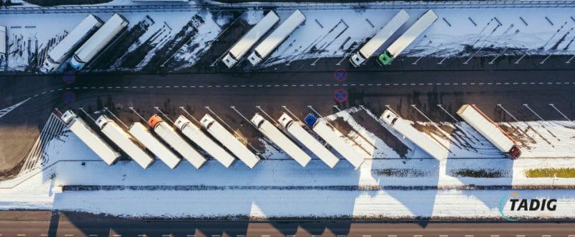 Mover el camión sin tarjeta menos de 15 minutos: ¿Está permitido?